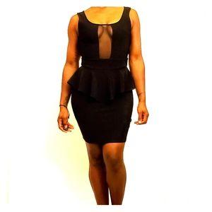 Elegant tutu dress
